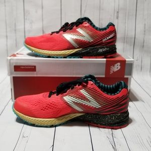 NEW BALANCE 1400NY5 Women's Energy Red Sneakers